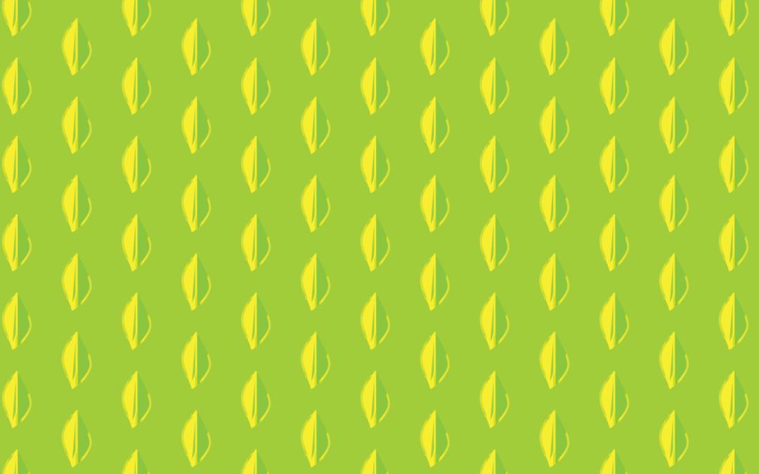 Spring Leaf Pattern