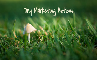 Tiny Marketing Actions