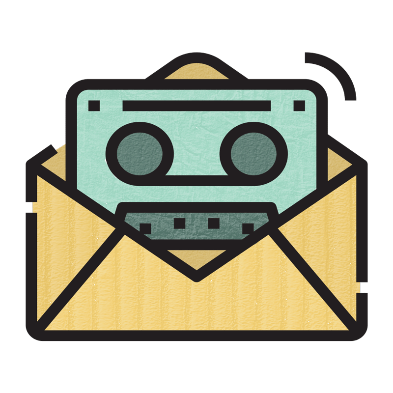voice and email illustration