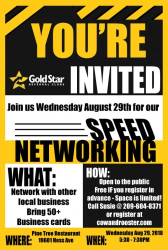 SpeedNetworking-Invite