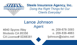 Lance Johnson Steele Insurance Agency